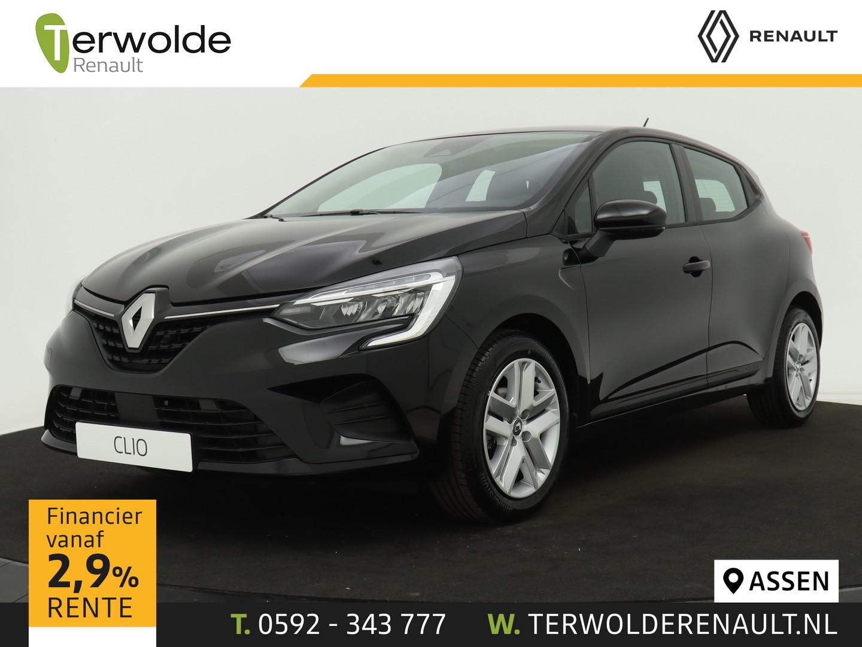 Renault Clio 1.0 tce zen nu op voorraad , voorraad voordeel € 1.619,- korting