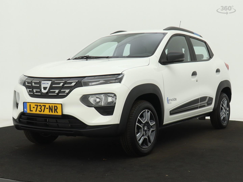 Dacia Spring Business beschikbaar voor proefritten
