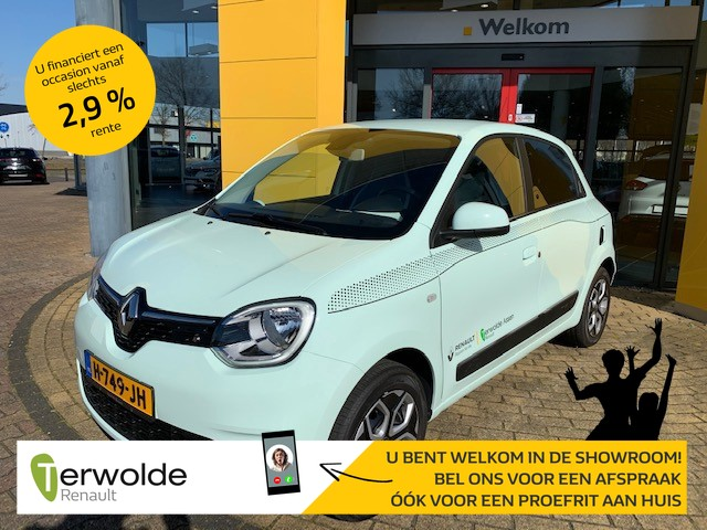 Renault Twingo 1.0 sce collection airco i bluetooth proefrit aan huis is mogelijk!