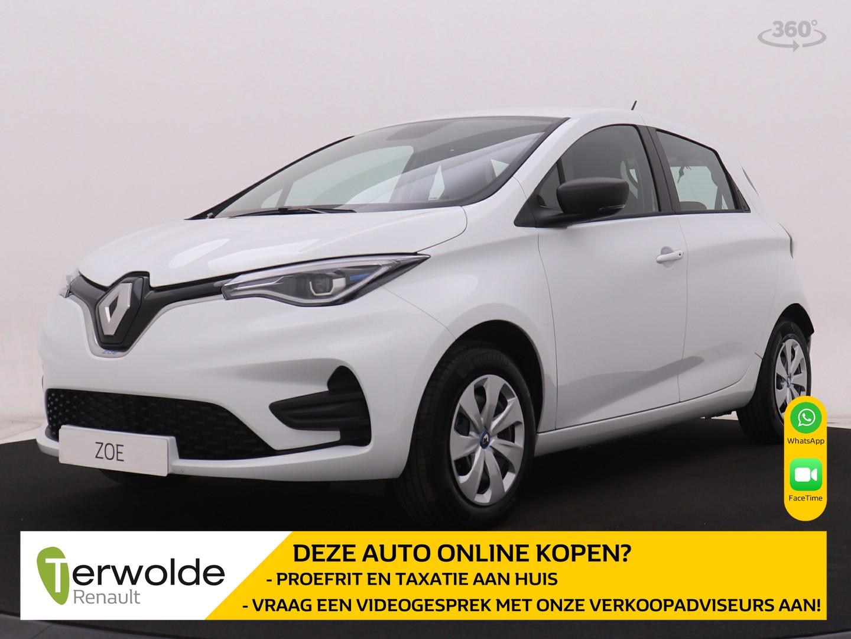 Renault Zoe R110 life 50 € 4500,- korting