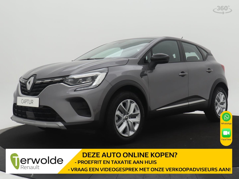 Renault Captur 100tce zen