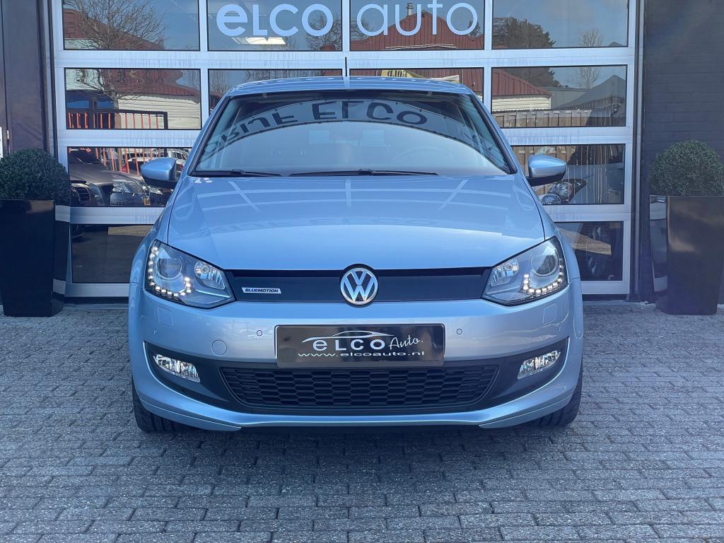 Volkswagen Polo 1.4 tdi 75pk highline / facelift led