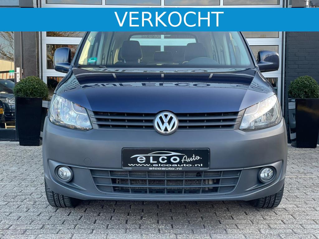 Volkswagen Caddy Combi 1.2 tsi roncalli / 1ste eigenaar / vw onderhouden