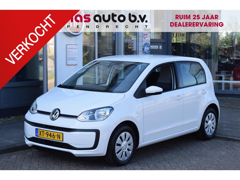 Volkswagen Up! 1.0 bmt move up! garantie t/m 29-03-2023