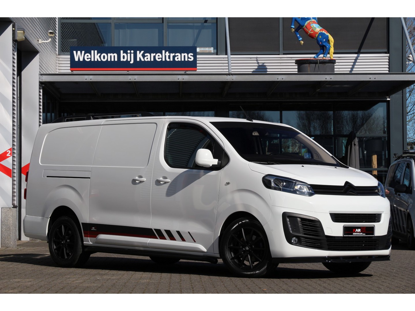 Citroën Jumpy 2.0 bluehdi 180pk
