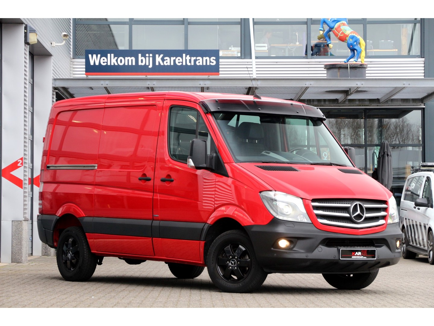 Mercedes-benz Sprinter 319 3.0 cdi v6
