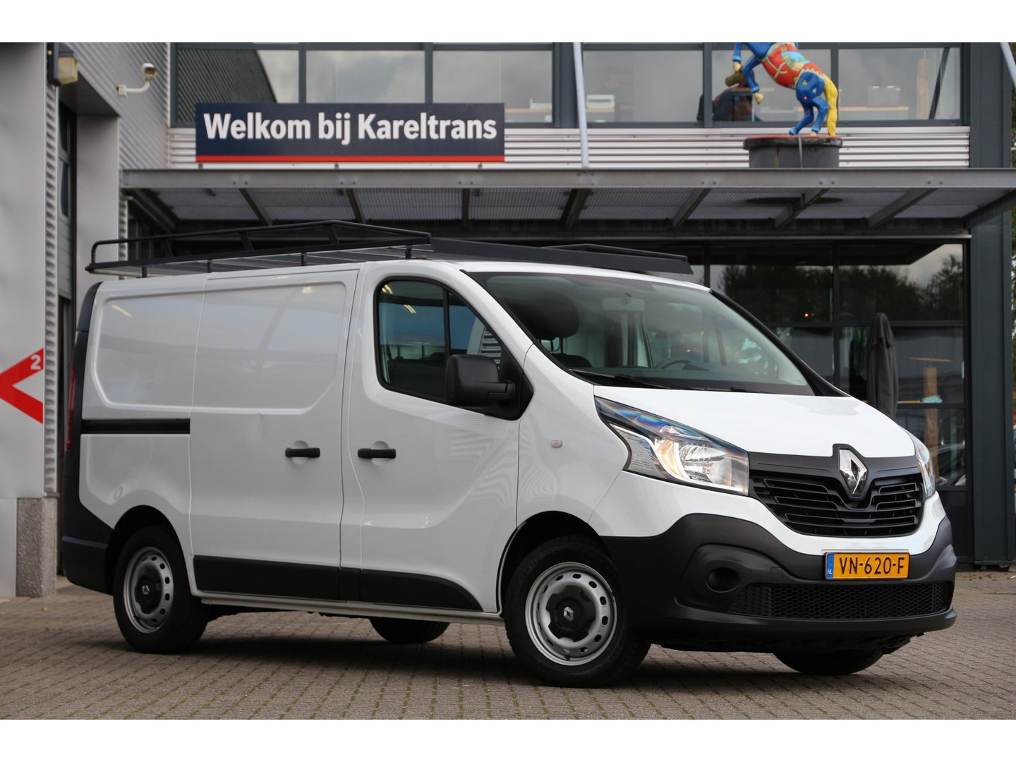 Renault Trafic 1.6 dci 90