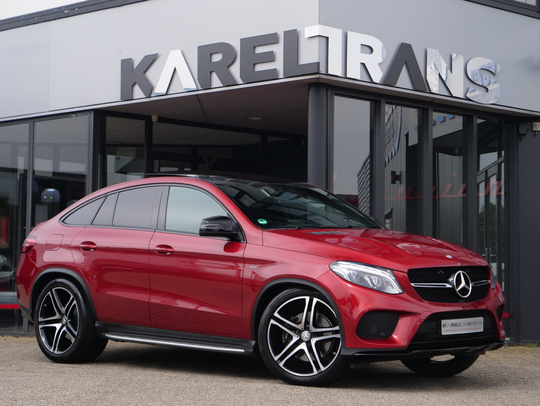 Mercedes-benz Gle Gle 450 amg