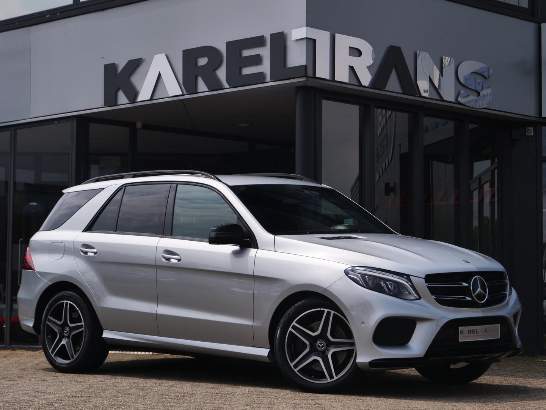 Mercedes-benz Gle Gle 400 4matic 333pk