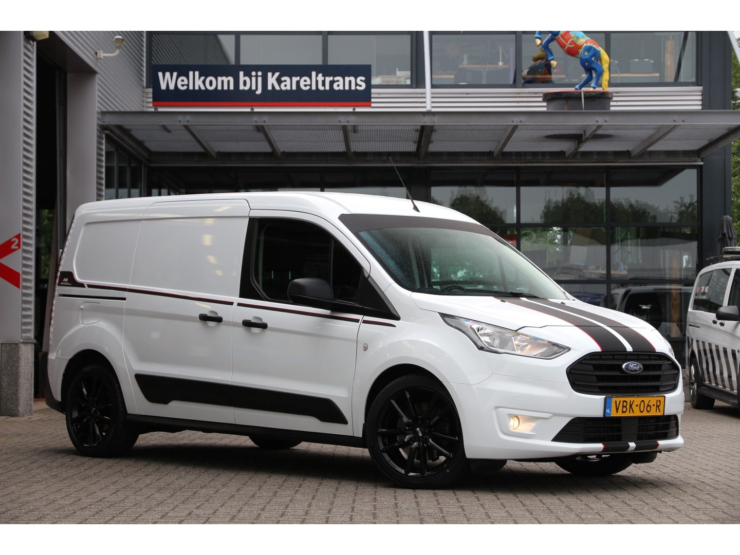 Ford Transit connect 1.5 tdci 100pk