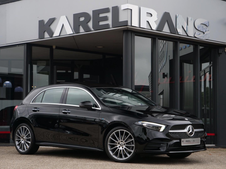 Mercedes-benz A-klasse A250 e amg limited