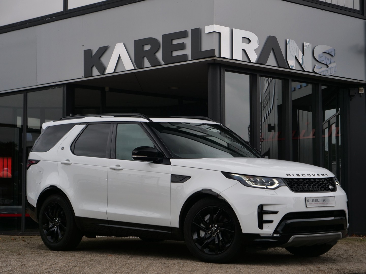 Land rover Discovery 3.0 sd6
