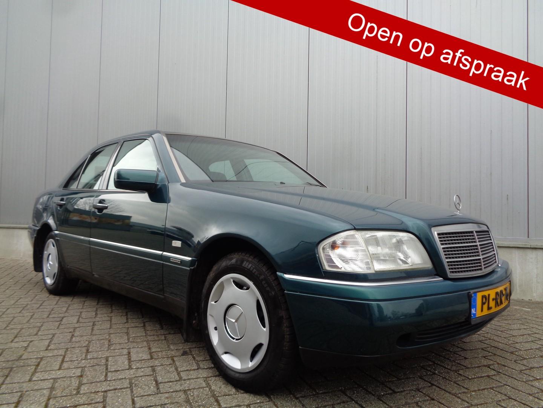 Mercedes-benz C-klasse 180 elegance 123pk airco zeer net