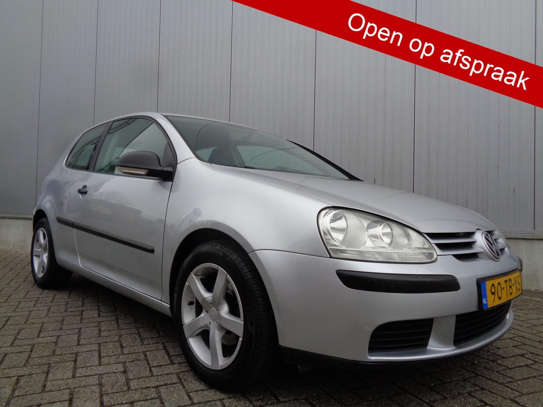 Volkswagen Golf 1.6 trendline 102pk airco lmv