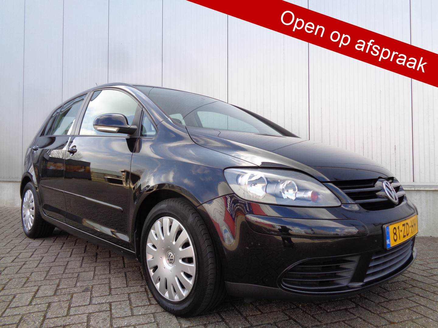 Volkswagen Golf plus 1.6 optive 102pk airco cruise