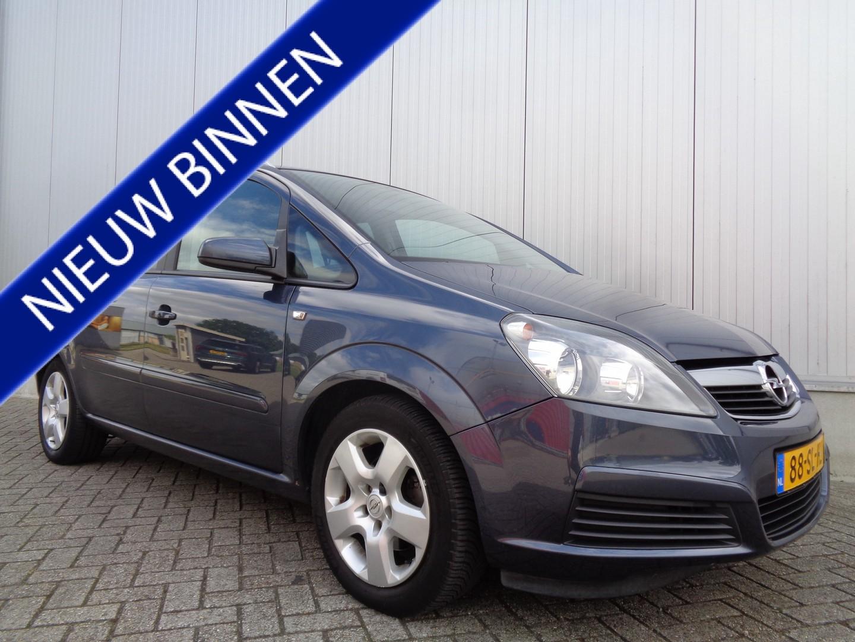 Opel Zafira 1.6 enjoy 105pk airco cruise 7-pers