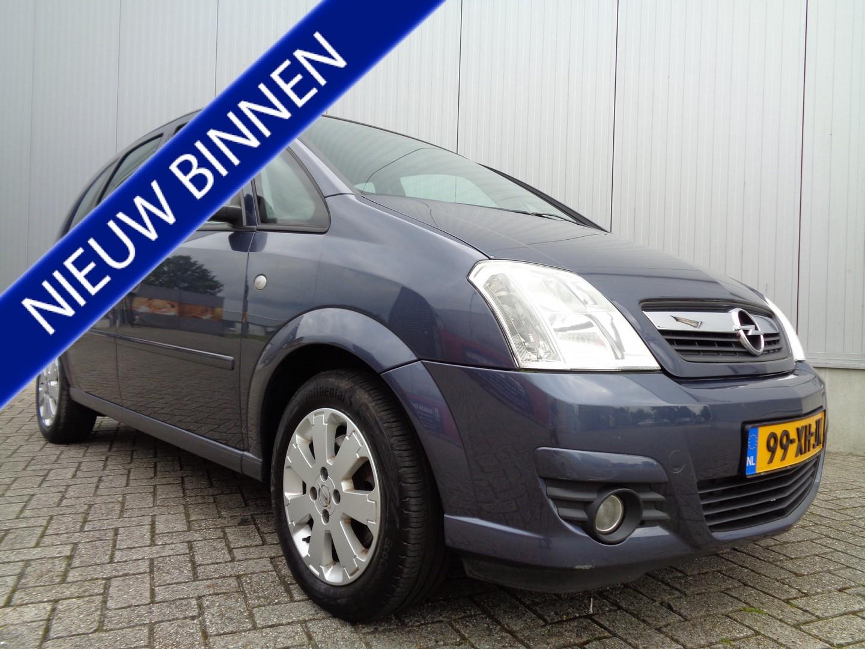Opel Meriva 1.6-16v temptation 105pk airco cruise lmv