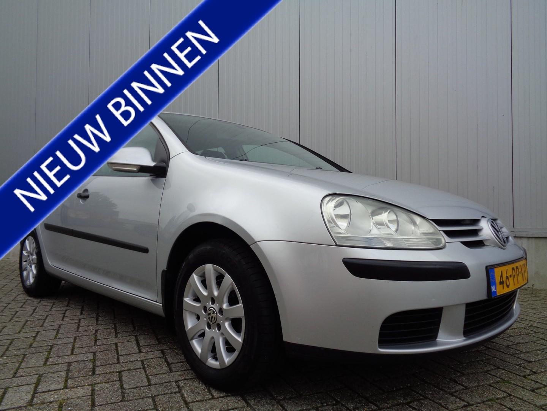 Volkswagen Golf 1.6 fsi 116pk automaat clima cruise lmv 5drs