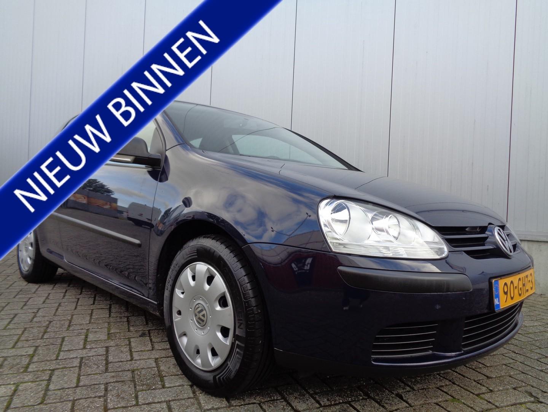 Volkswagen Golf 1.4 trendline 81pk airco 128dkm nwe-db-riem