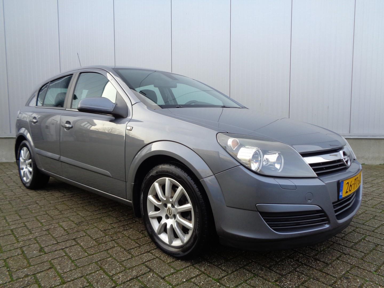Opel Astra 1.6 elegance 105pk airco cruise