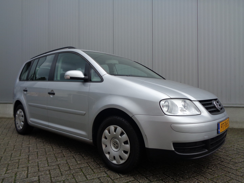 Volkswagen Touran 1.6-16v fsi optive 116pk clima cruise