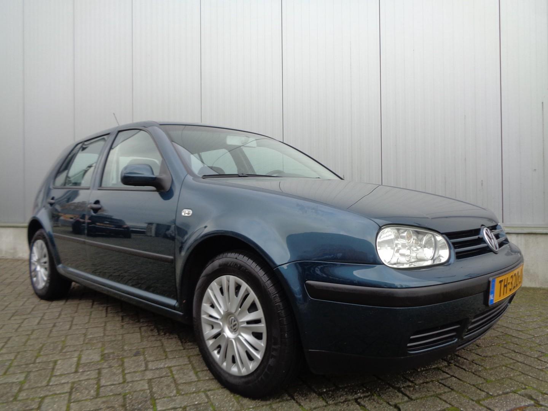 Volkswagen Golf 1.6-16v fsi 110pk clima 5drs