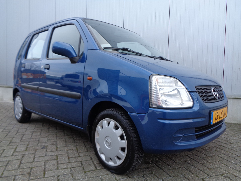 Opel Agila 1.2-16v comfort 130dkm stuurbekr nwe apk