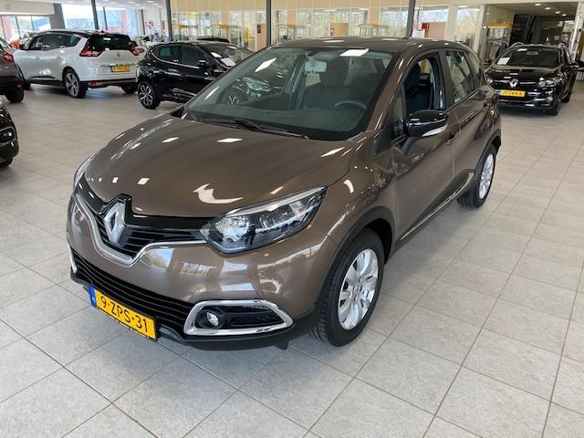 Renault Captur Tce 90 pk expression (parkeersensoren met camera) (navigatiesysteem)