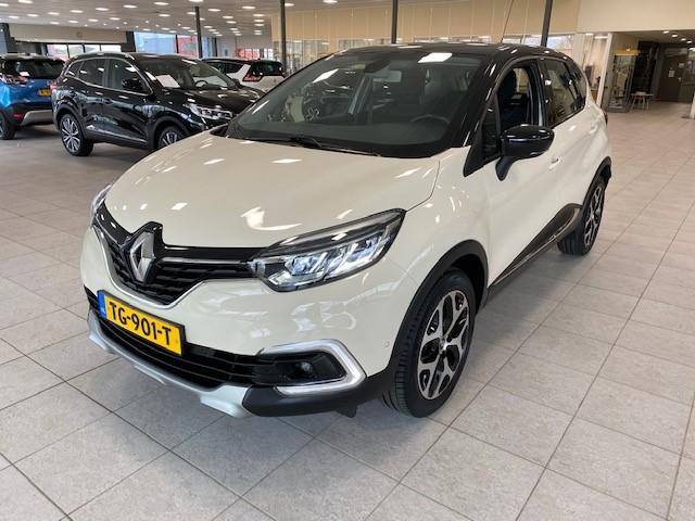 Renault Captur Tce 90 intens (easy life pack) (r-link navigatiesysteem)