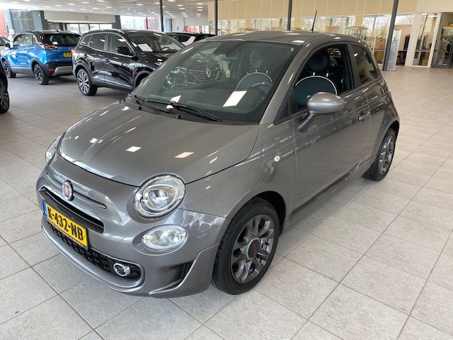 Fiat 500 1.2 70 pk sport (apple car play) (climate control)