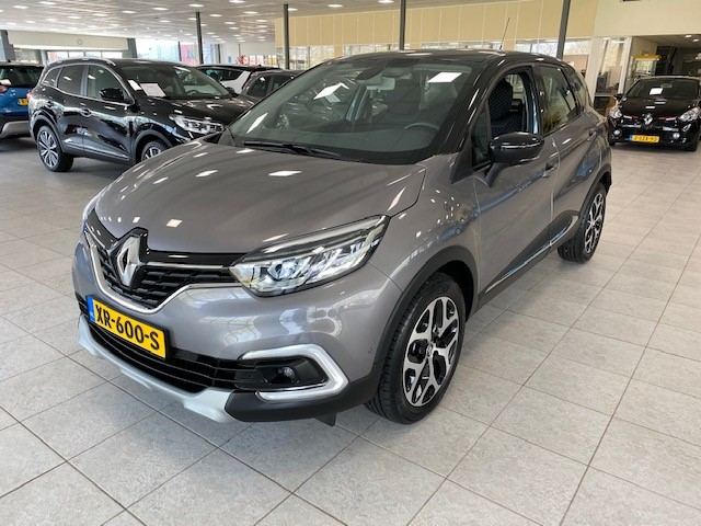 Renault Captur Tce 90 pk intens (easy life pack) (r-link navigatie en multimediasysteem)