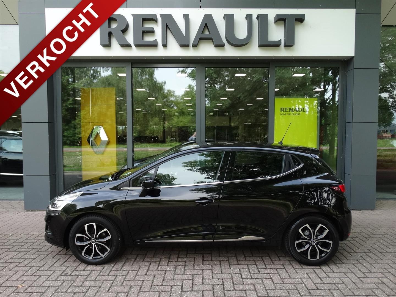 Renault Clio Iv tce 90 pk intens (parkeersensoren achter met camera)