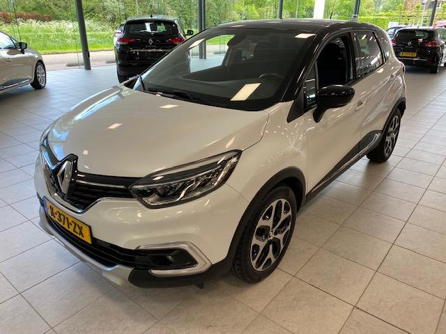Renault Captur 1.3 tce 150 pk edc intens (automaat) (r-link multimedia en navigatiesysteem)