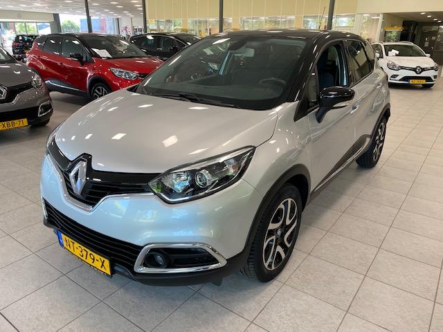 Renault Captur Tce 90 pk dynamique (r-link multimedia en navigatiesysteem met camera)