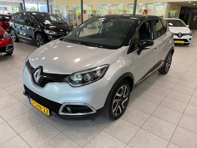 Renault Captur 1.2 tce 120 dynamique automaat
