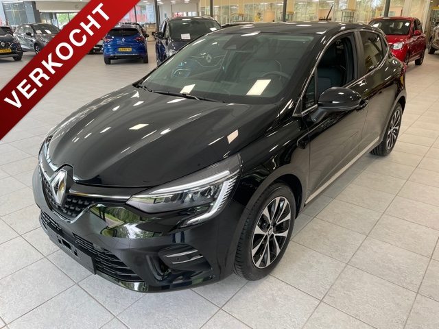 Renault Clio 1.0 tce 100 pk intens
