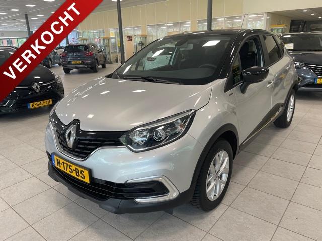 Renault Captur Tce 90 pk limited
