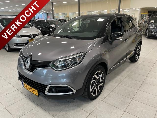Renault Captur Tce 120 pk edc dynamique (automaat)