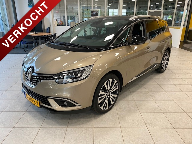 Renault Grand scénic 1.3 tce 160 pk edc initiale (automaat) (adaptieve cruise control)