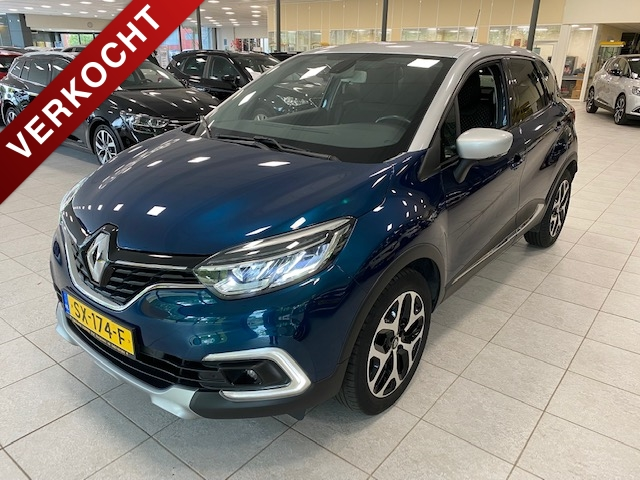Renault Captur Tce 120 pk intens (easy life pack)