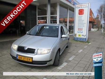 Škoda Fabia 1.4 combi 50kw comfort