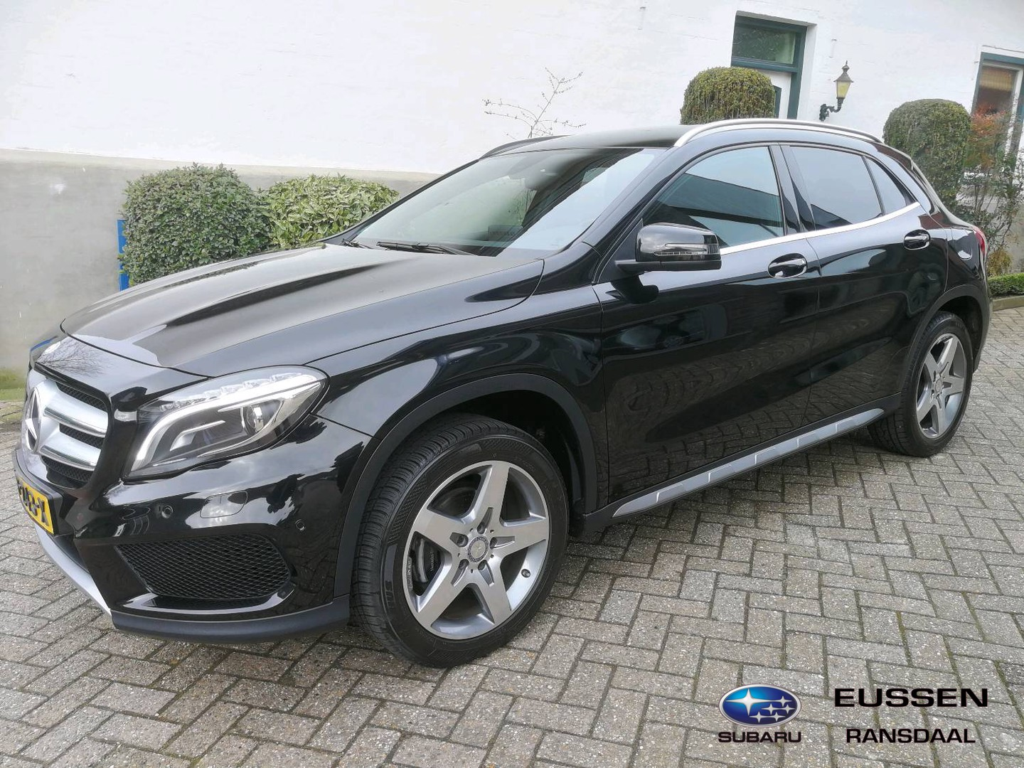 Mercedes-benz Gla 180 ambition