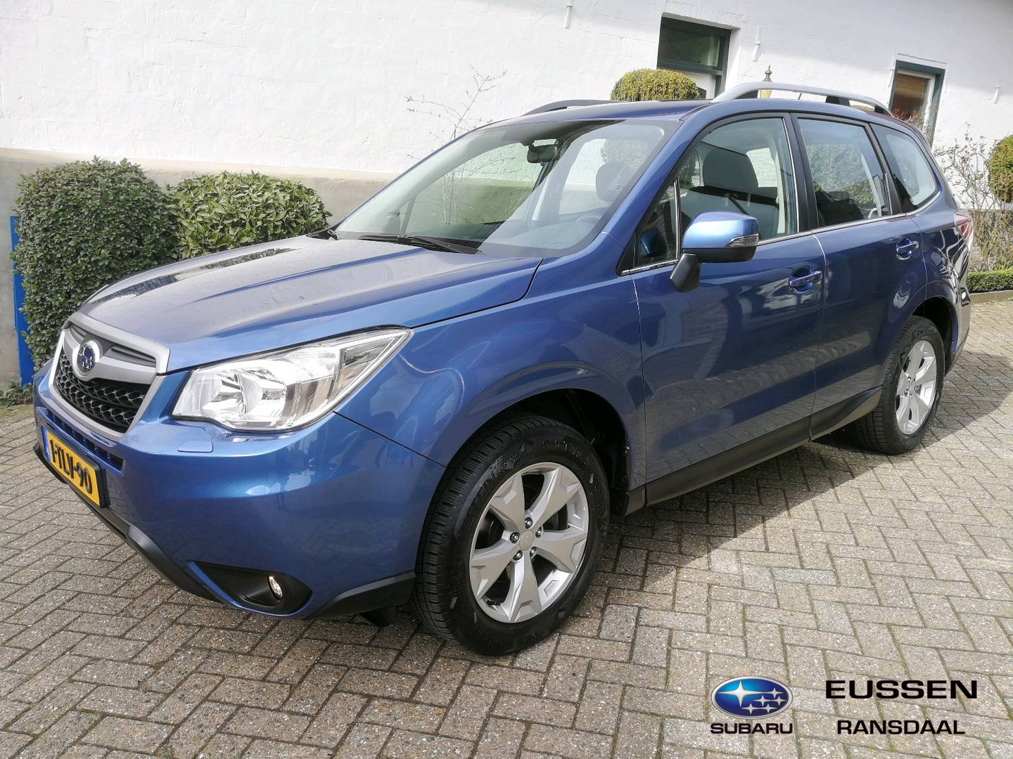 Subaru Forester 2.0 luxury