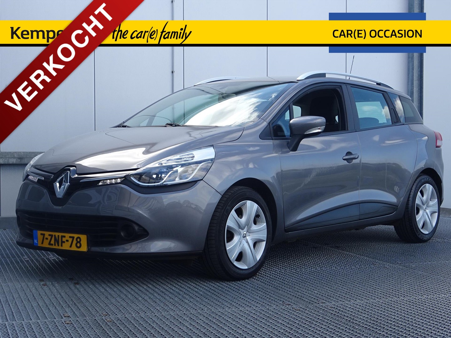 Renault Clio Estate energy tce 90pk s&s expression