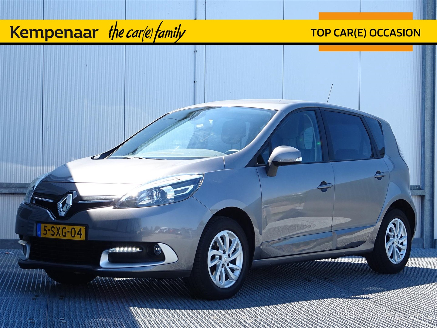 Renault Scénic Energy tce 115 stop & start serie limitee collection