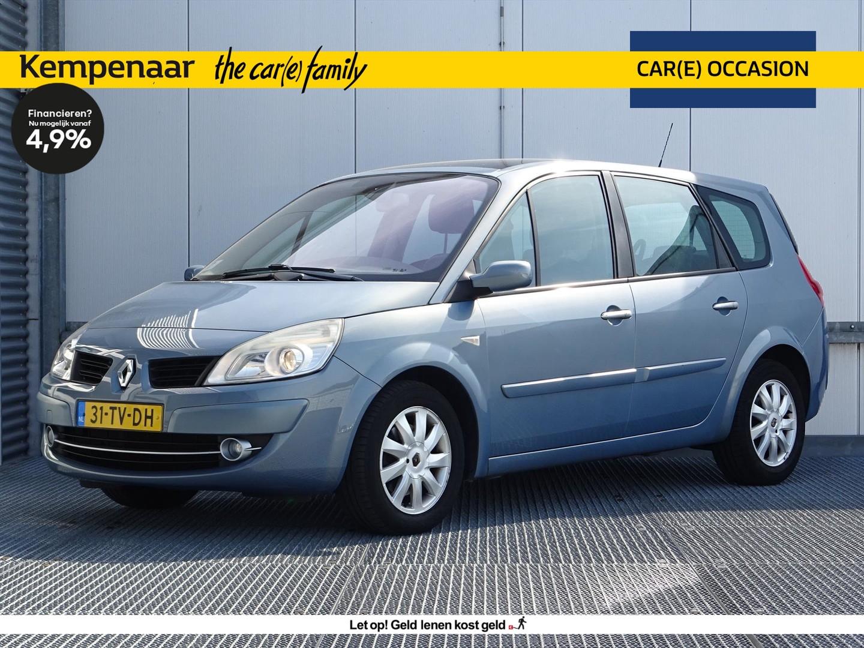 Renault Grand scénic 1.6 16v 82kw 5p tech line