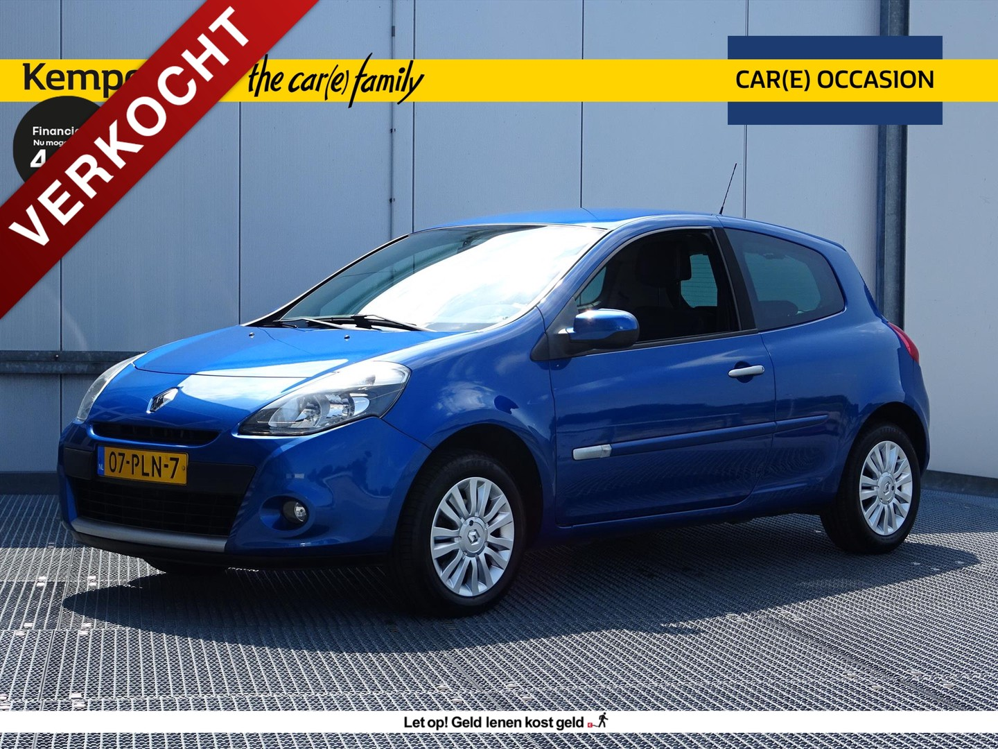 Renault Clio 1.2 tce 100 pk 3d collection