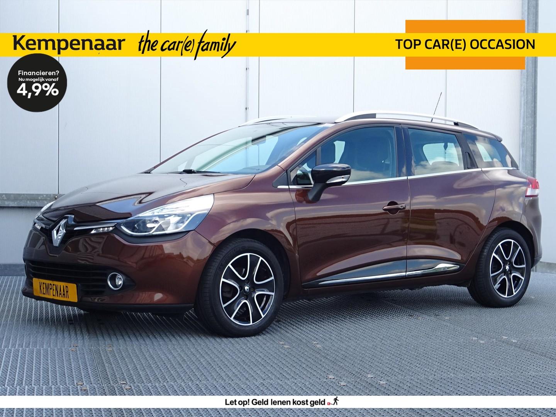 Renault Clio Estate energy tce 90pk s&s dynamique