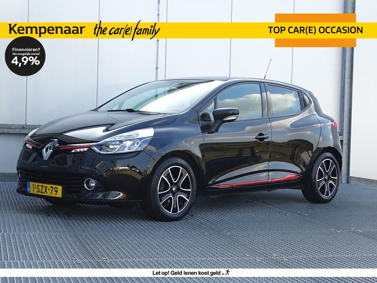 Renault Clio Energy tce 90pk eco2 expression