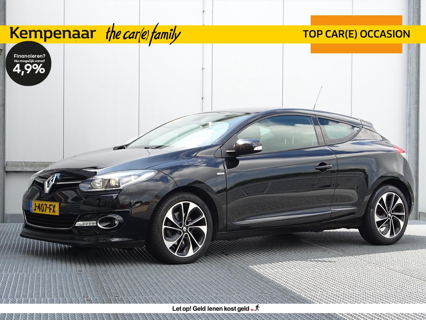 Renault Mégane 1.2 tce 97kw s&s coupe bose